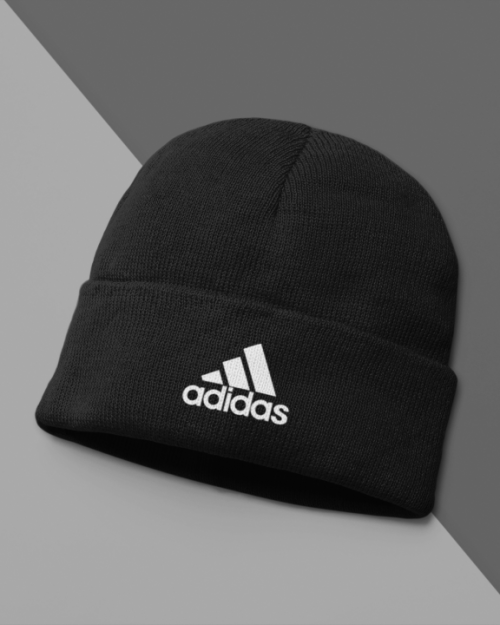 Logo Embroidered Beanies